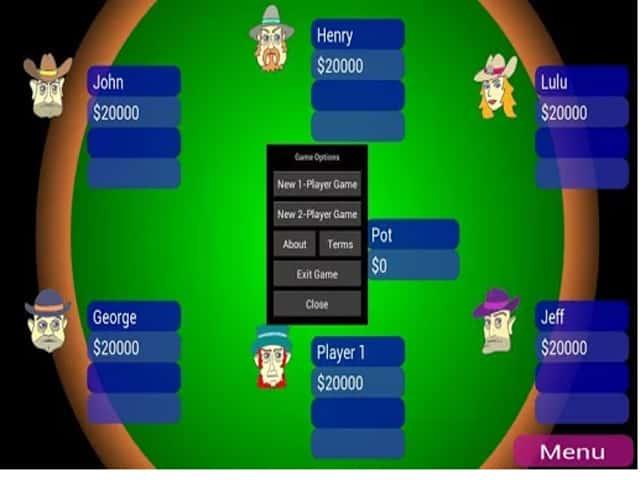 Best Offline Poker Game