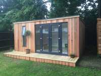 Eco traditional garden offices from Just Garden Offices
