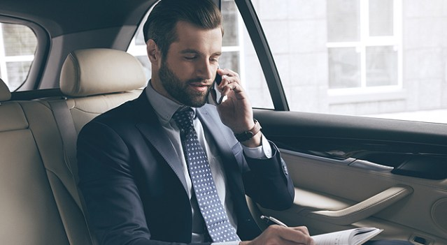 corporate chauffeur services