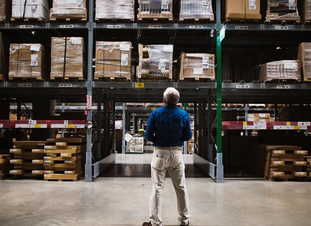 Inventory for Warehouses