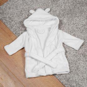 Baby Bathrobe: An Upgraded Towel