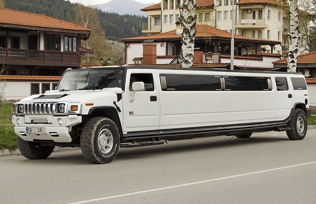 Drive in Style with Wedding Limousine Service Bay Area