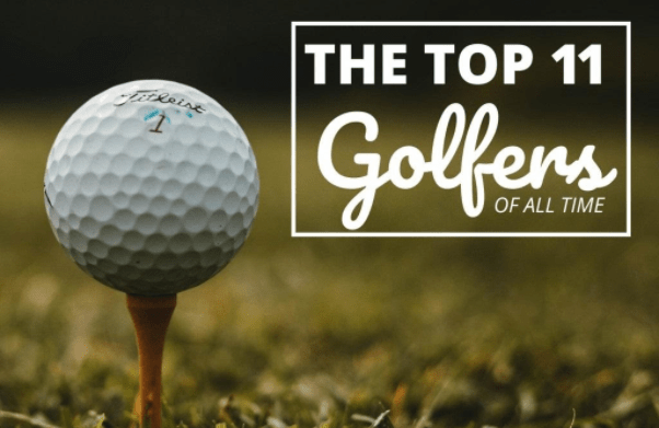 11 Most Popular Golfers of All-time
