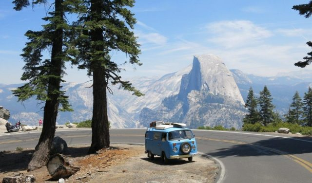 10 Most Visited National Parks in California