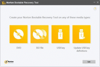 What is Norton Bootable Recovery Tool & its Usage?
