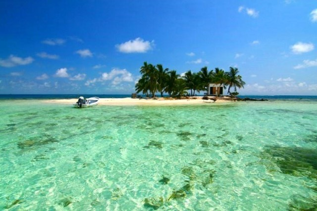 belize islands
