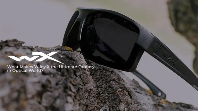 What Makes Wiley X the Ultimate Fantasy in Optical World?