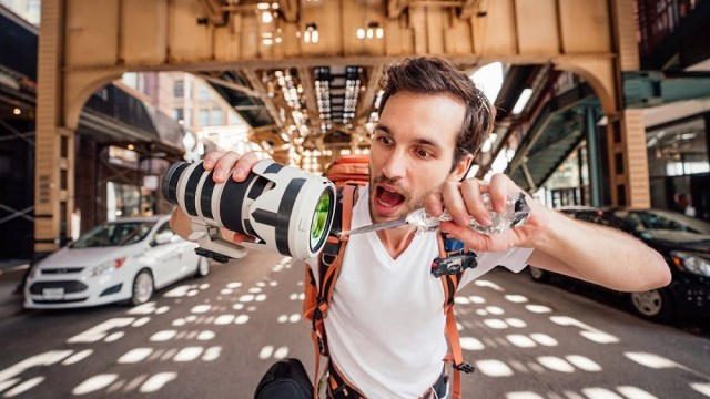 best street photography lens