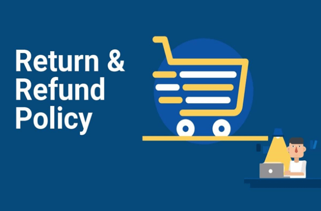 Policy to ease a buyer while online shopping