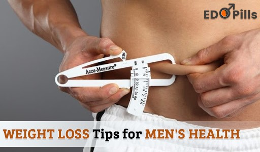Weight Loss Tips for Men's Health