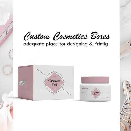 custom cosmetic box