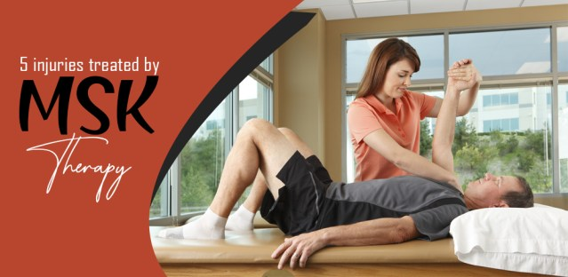 msk therapy