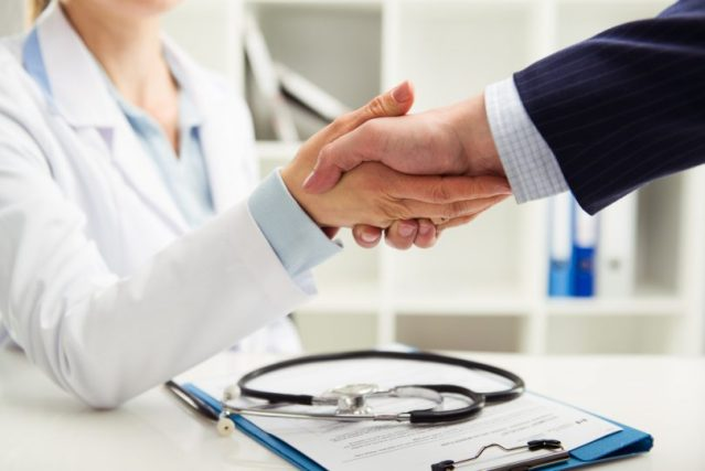 medical contract lawyer