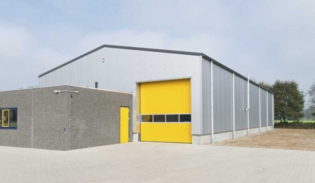 What are the Different Types of Industrial Shed Plans?