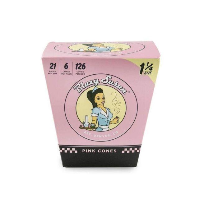 Blazy Susan cones: