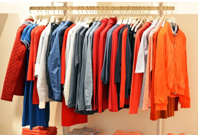 wholesale clothing business