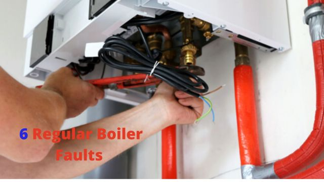 contact 4D heating and plumbing for boiler repair services in london.