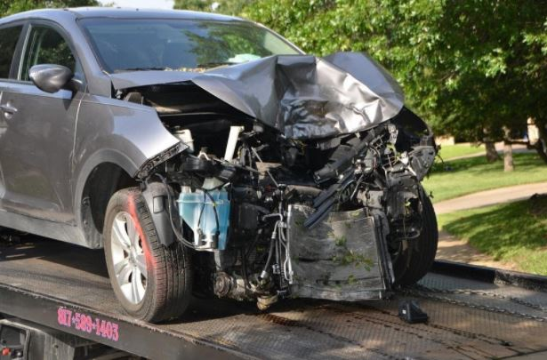 Expensive Repairs after Accident Crash