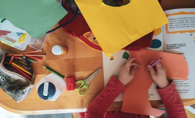 5 Tips on How to Alleviate Your Child's Kindergarten Fears and Anxiety