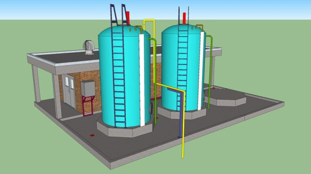 chemical storage tank manufacturers