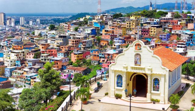 Top 6 tourist attractions in Guayaquil