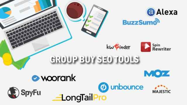 Top 10 SEO Group Buy Service for Premium SEO Tools
