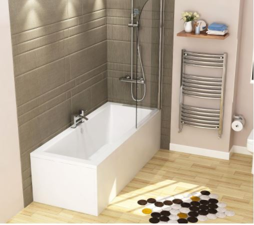 Everything you need to know about Double Ended Baths