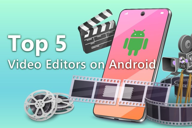 Top Influential Video Editing Applications for Android in 2021