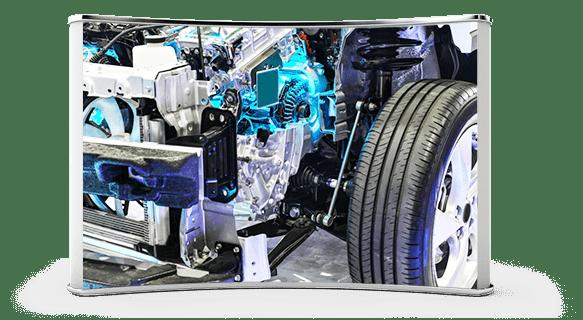 hybrid electronic vehicles in UAE