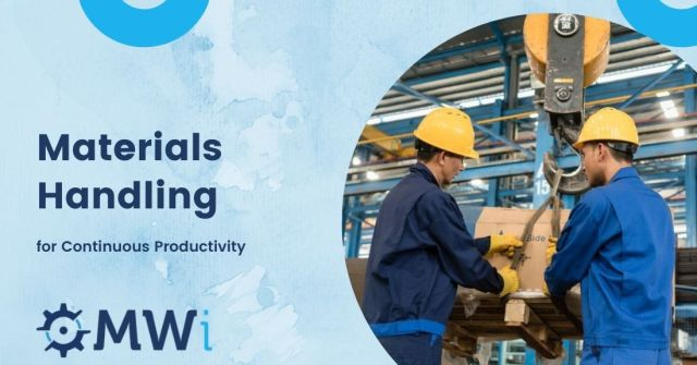 Materials Handling Solutions in a Changing World