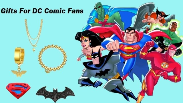 Quirky Gifting Options and Collectibles for a DC Comic Fan