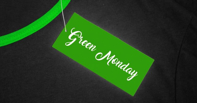 what is green Monday