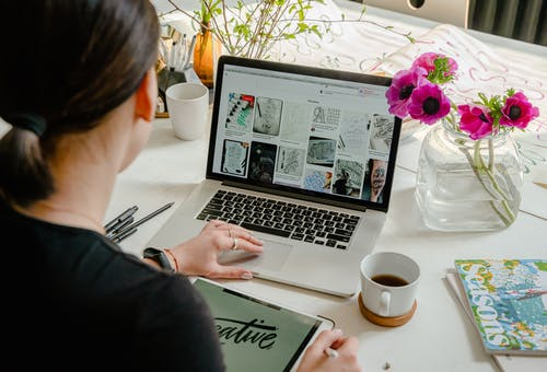 Turn your vision into reality with a custom web designing approach