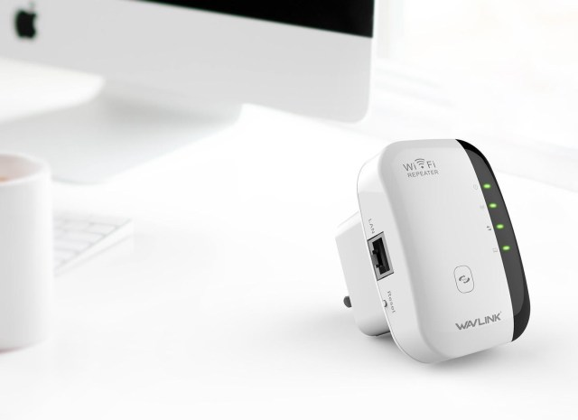 Which Is The Way To Use Security Feature In Wavlink Range Extender