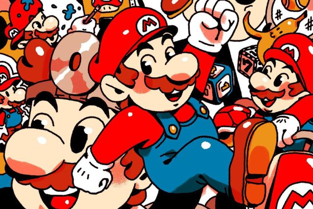 Why Mario Game Is Very Popular
