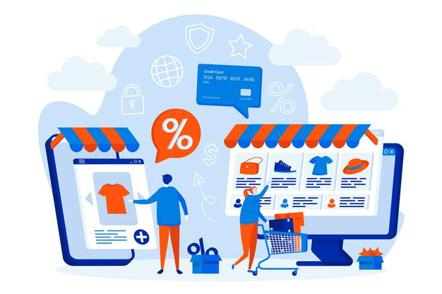 Top trends followed by the E-commerce Website Design Company