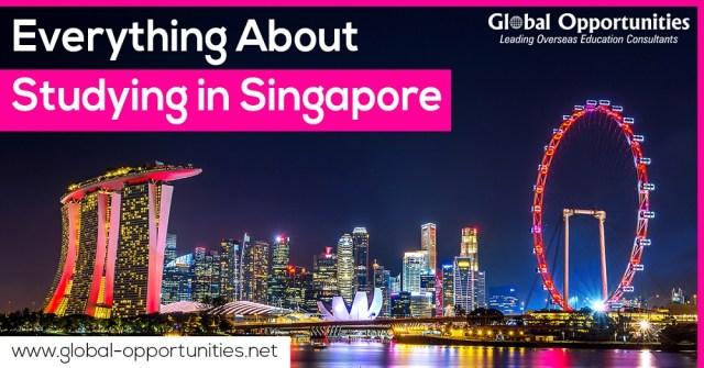 Everything About Studying in Singapore