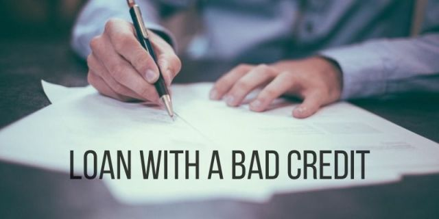 Get A Loan With A Bad Credit Score