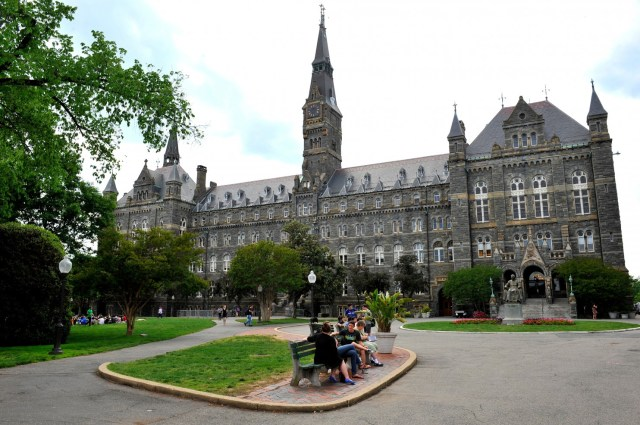 Unique Things to Do in Georgetown?