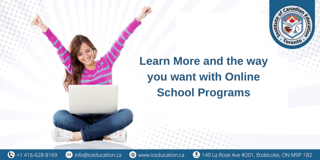 Learn More and the way you want with Online School Programs