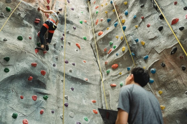 5 Things You Learn From Climbing