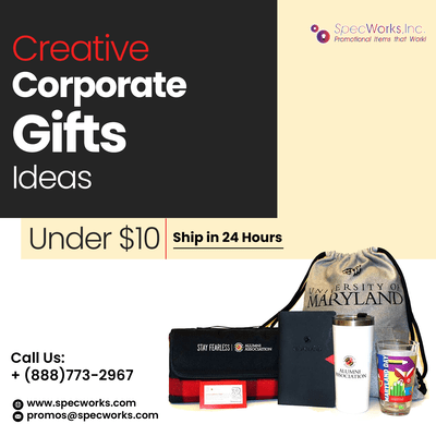 Advice for Purchasing the Best Variety of Promotional Corporate Gifts
