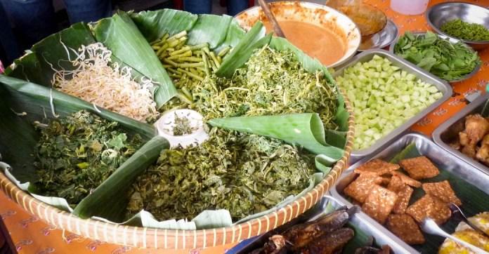 Pecel Indonesian Traditional Food Street Food Justgoindonesia Justgoindonesia