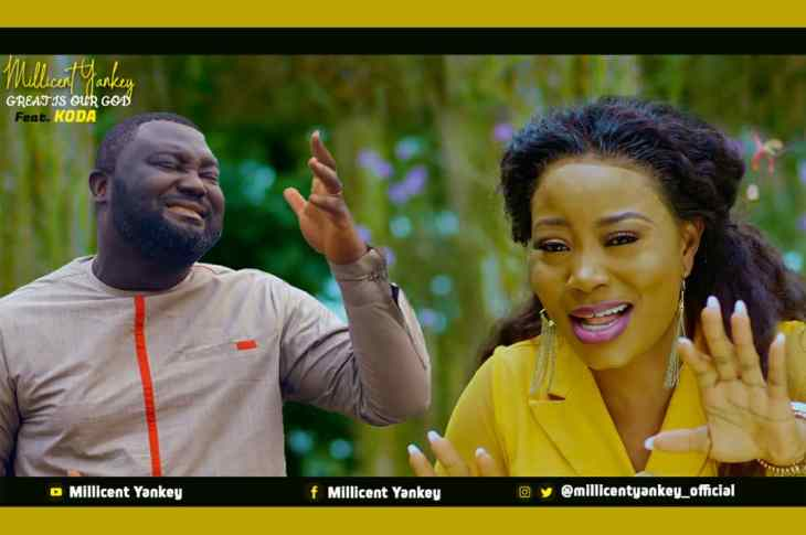 Great Is Our God - Millicent Yankey ft. KODA [Mp3 Download]