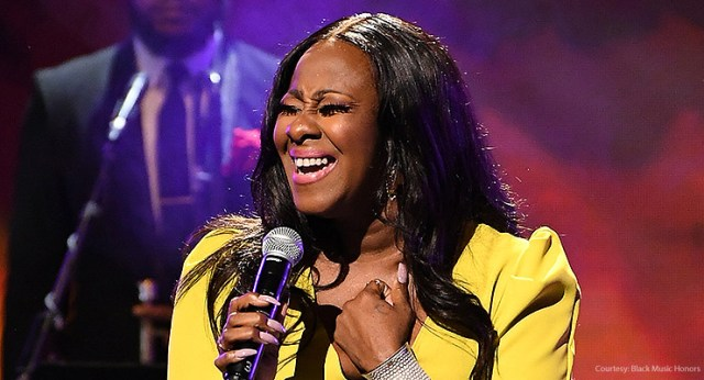 LeAndria-Johnson-Black-Music-Honors-Credited [MP3 DOWNLOAD] Hold On - Le'Andria Johnson