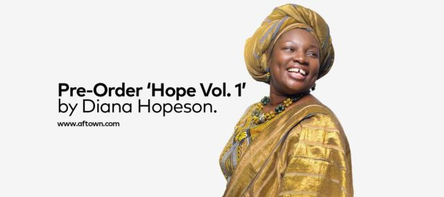 dianahopeson_preorder [ALBUM] Hope Vol. 1 - Diana Hopeson (Pre-Order Now)