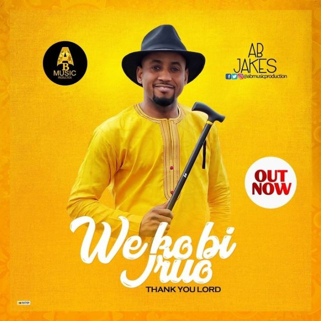 wekobi-Jwo [Music + Video] We Ko Bi Iruo (Thank You Lord) - AB Jakes