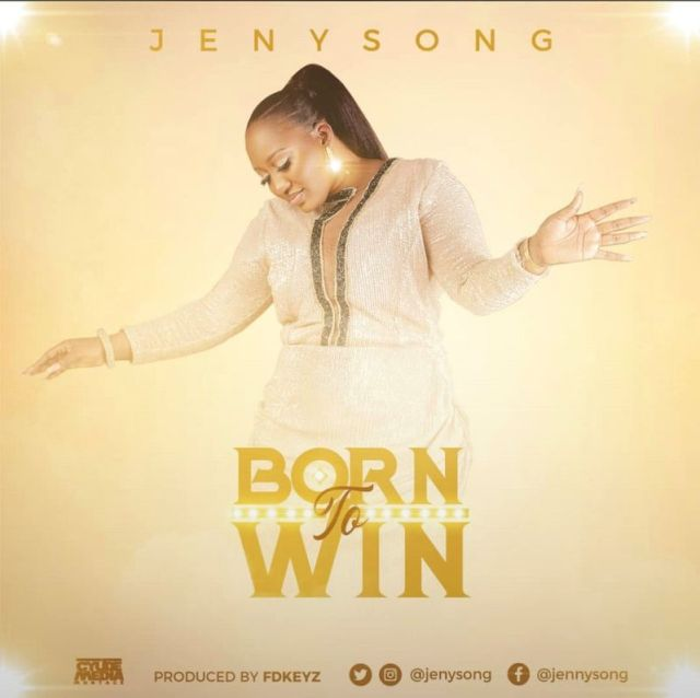 jenysong born to win