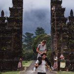 Bali Gate Handara Golf Course and resort Munduk