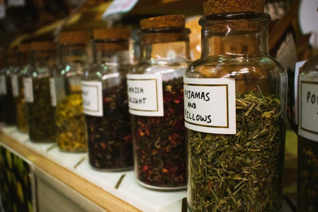 Sydney tea festival loose leaf tea